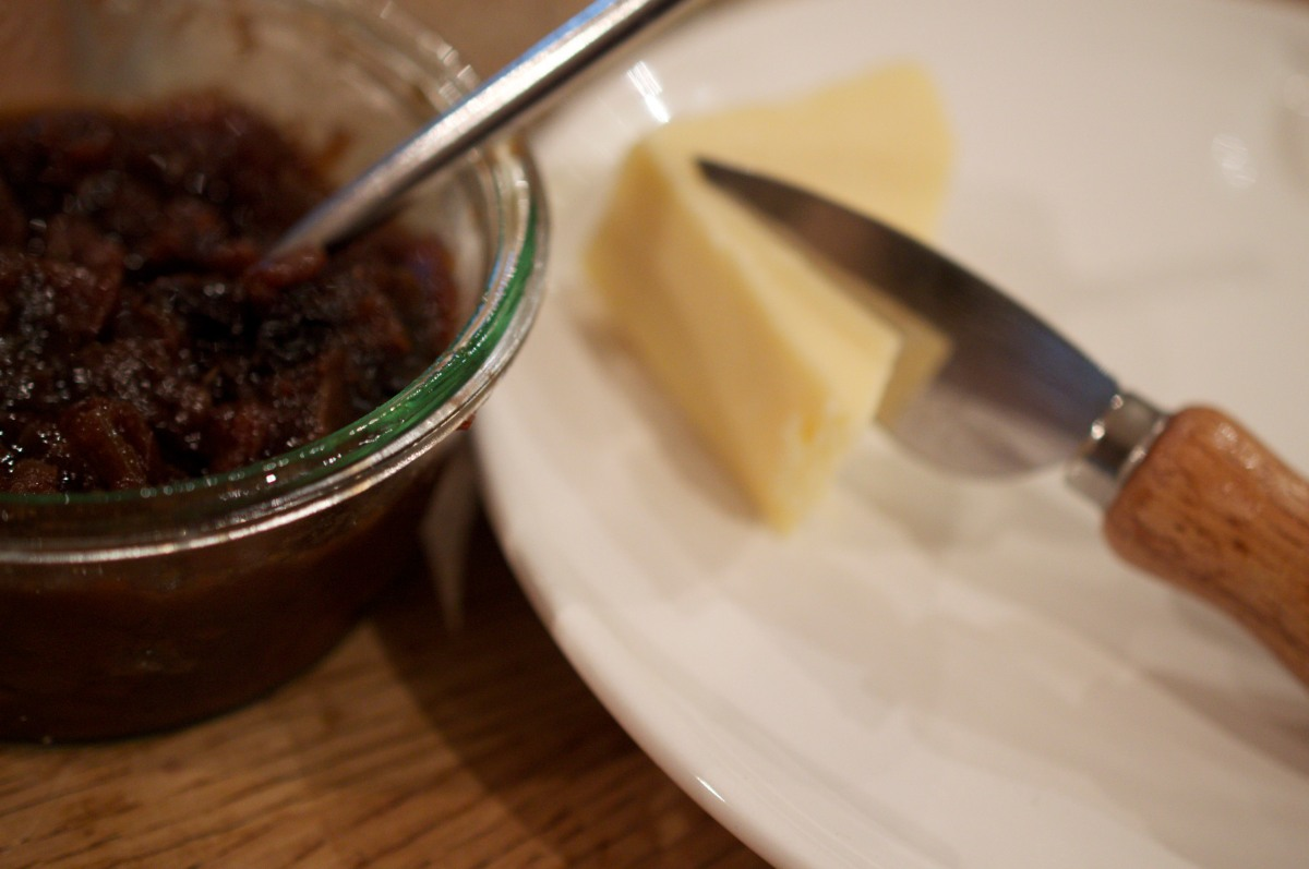 Slow Cooker Chutney